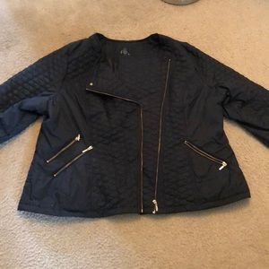 Lane Bryant lightweight jacket